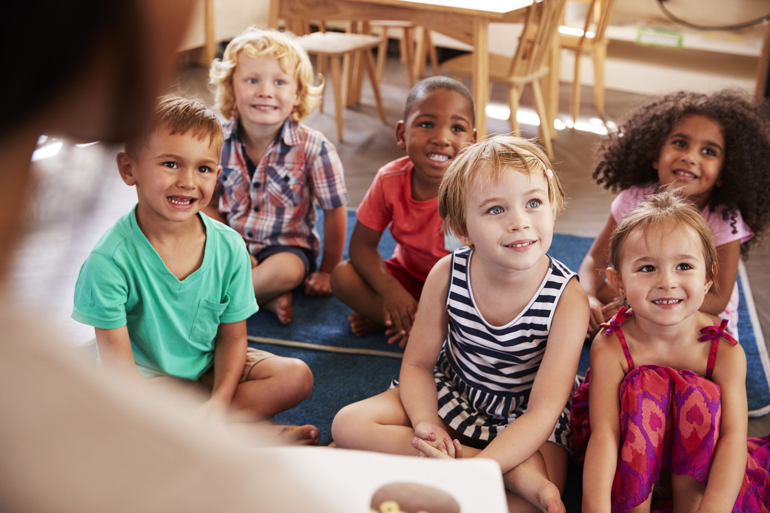 WA. OR. CA. ID.NV. UT.ID. Pre-School Insurance